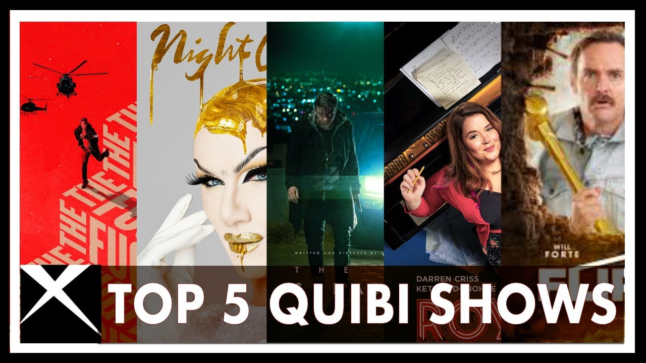 Top 5 Must Watch Quibi Shows - Top 5 Quibi Shows to Watch - My Top 5 Quibi Shows - Movie Complex