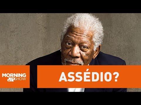 Cai Um Mito: Os Assédios De Morgan Freeman
