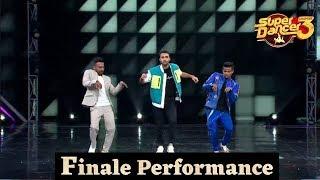 Super Dancer Chapter 3 : Dharmesh Yelande Sir Shocking Dance Performance With Raghav Juyal