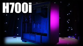 NZXT H700i Review!