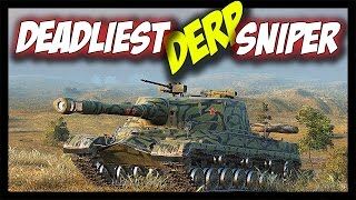 ► Object 268 - DEADLIEST SNIPER! - World of Tanks Object 268 Gameplay