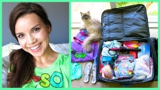 Packing For A Beach Vacation! ♥ Makeup MAYhem Day 10 2013