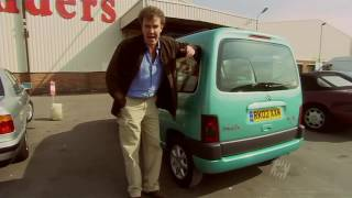Top Gear - тест Citroen Berlingo Multispace (Джереми Кларксон) на русском