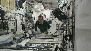 why chris hadfield made 'How-To' videos in space Thumbnail