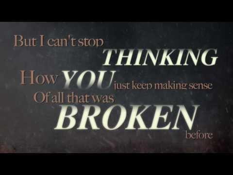 Blue October - Not Broken Anymore [Official Lyric Video]