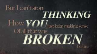 "Blue October - ""Not Broken Anymore"" Official Lyric Video"