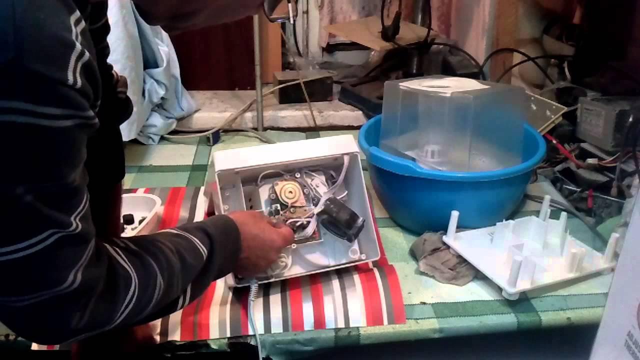 Ремонт увлажнителя воздуха своими руками фото 862