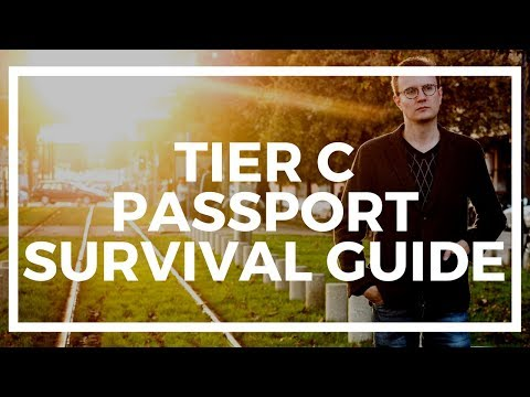 Could you survive or renounce on just a Tier C passport?
