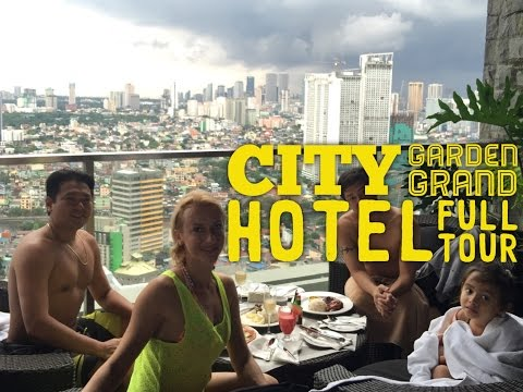 City Garden Grand Hotel Makati Full Tour by HourPhilippines.com