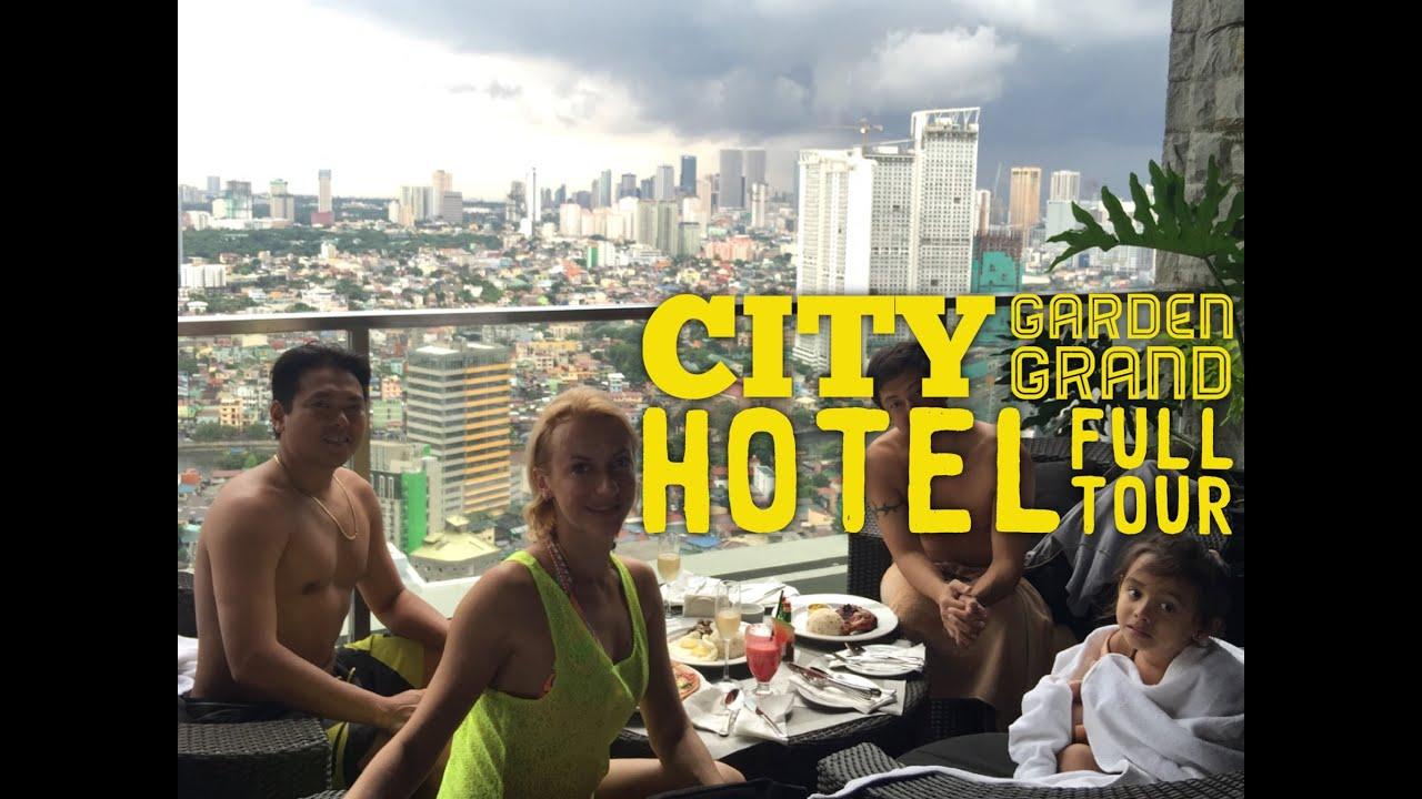 City Garden Grand Hotel Makati Full Tour