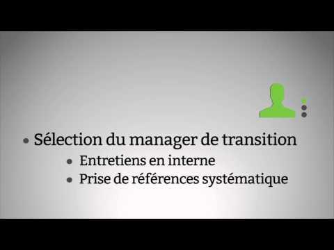 Déroulement d'une mission de Management de Transition