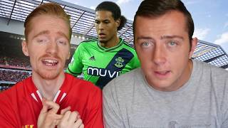 Klopp coutinho going nowhere!! van dijk saints showdown!! merseyside special!! lfc news