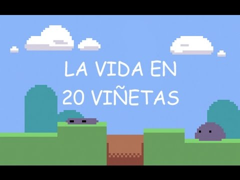 Cómic La Vida En 20 Viñetas YouTube