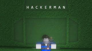 ROBLOX SCRIPT SHOWCASE: Hackerman
