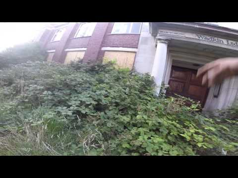 abandon factory explore gopro3+ action