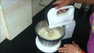 Butter Extraction from milk cream - Philips Hand Mixer | Philips Hand Blender | mixer philips