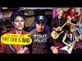 The Worst Guitar Tones on Famous Songs