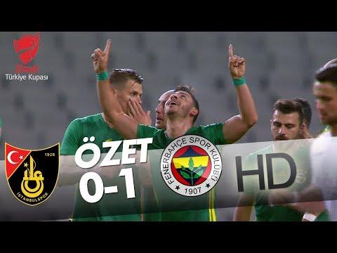 İstanbulspor - Fenerbahçe Maç Özeti