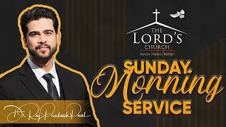 Sunday First Service Live || The Lord's Church|| 20th oct 2019