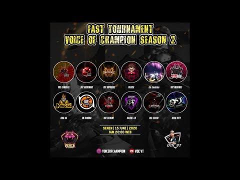 FAST TOURNEY VOC SEASON 2