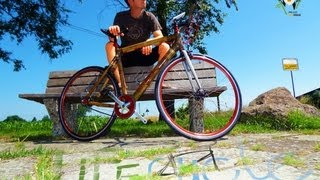 Bamboo Bicycle Project Lifecycle