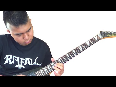 Rio Aditya - Leaving Sumatra (Original Instrumental Metal Song)