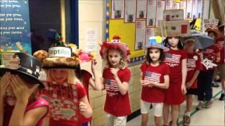 2nd Grade Vocabulary Hat Parade