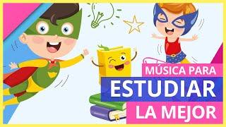 Musica para estudiar para niños