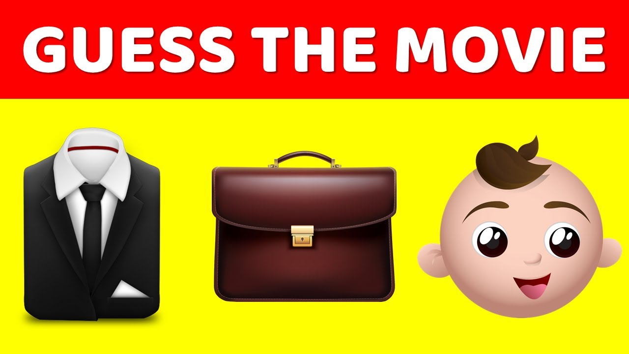 Download Can You Guess The ANIMATED MOVIE From The Emojis?   Emoji Puzzles   Emoji Games