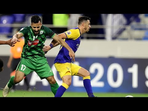 Al Nassr 2-3 Zobahan FC (AFC Champions League 2019: Group Stage)