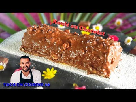 tous-en-cuisine-#8-:-je-teste-le-roulÉ-au-chocolat-de-cyril-lignac-!