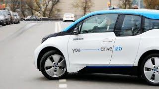 Обзор лучшей электрической BMW i3