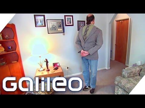 Mr Elastic  der Mann mit den Gummigelenken  Galileo  ProSieben