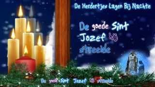 Kerstliedjes - De Herdertjes Lagen Bij Nachte