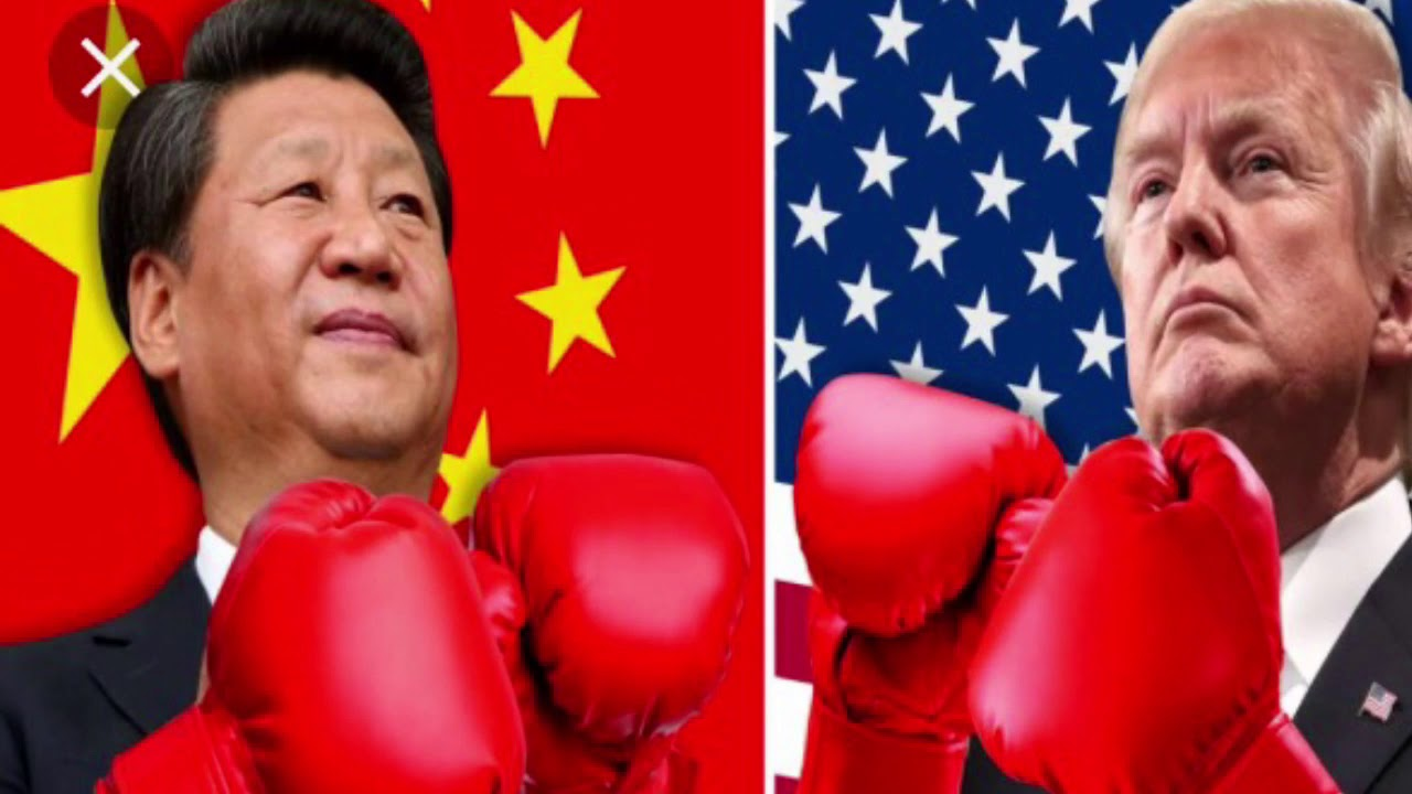 Trump Vs China Trade wars Round 4 ! How Many Rounds Are There?!!