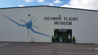 Olympic Flight Museum | Wikipedia audio article