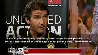 Wawancara Eksklusif Mantan Pemain Dortmund Karl-Heinz Riedle - iNews Sport 10/10