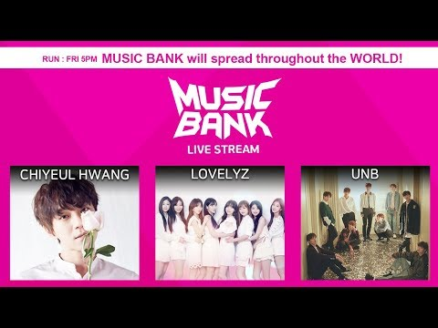 HWANG CHI YEUL, UNB, THE BOYZ, LOVELYZ, GFRIEND, IZ  etc [MusicBank Live 2018.05.04]