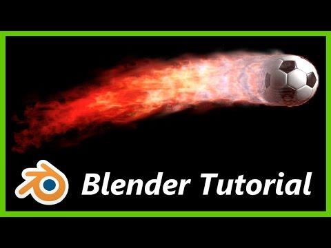 Cycles Smoke & Fire Rendering - neu ab Blender 2.71
