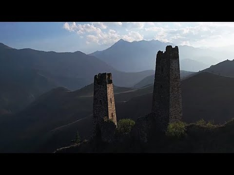 """Ancient Ingush Architecture 