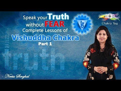 Thyroid Problems and Vishuddha Chakra