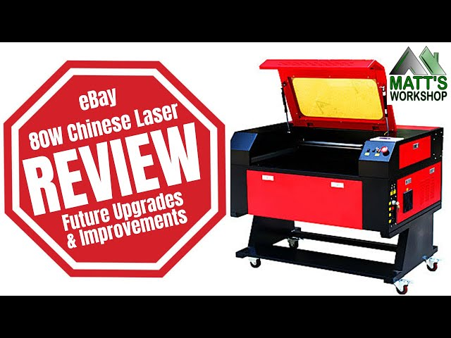 LASER REVIEW - Future Upgrades & Mods of Chinese Red & Black