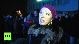 Germany: Protesters rally in support of Russian-German teen allegedly raped by 'foreigners'