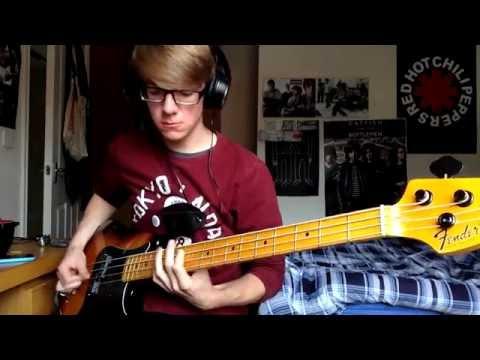 Bass Cover: Soundcheck - Catfish and the Bottlemen