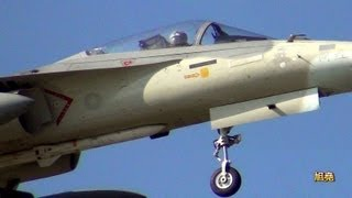 2013年首場外拍 IDF戰鬥機群與民航機.
