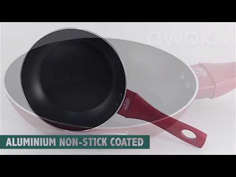 Aluminium Non-Stick Coated Fry Pan