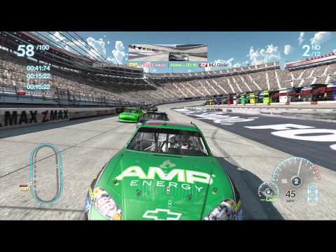 Nascar The Game: Inside line-Dragonz League at Bristol 4/36
