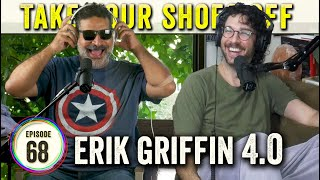 Erik Griffin 4.0 (LA Comedy Controversy & Virtue Signaling) on TYSO - #68