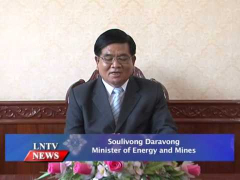 Lao NEWS on LNTV: Laos marks World Energy Day.22/10/2014