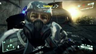 Crysis 2 - Multiplayer Gameplay Progression Part 1: The Nanosuit (2011) | HD